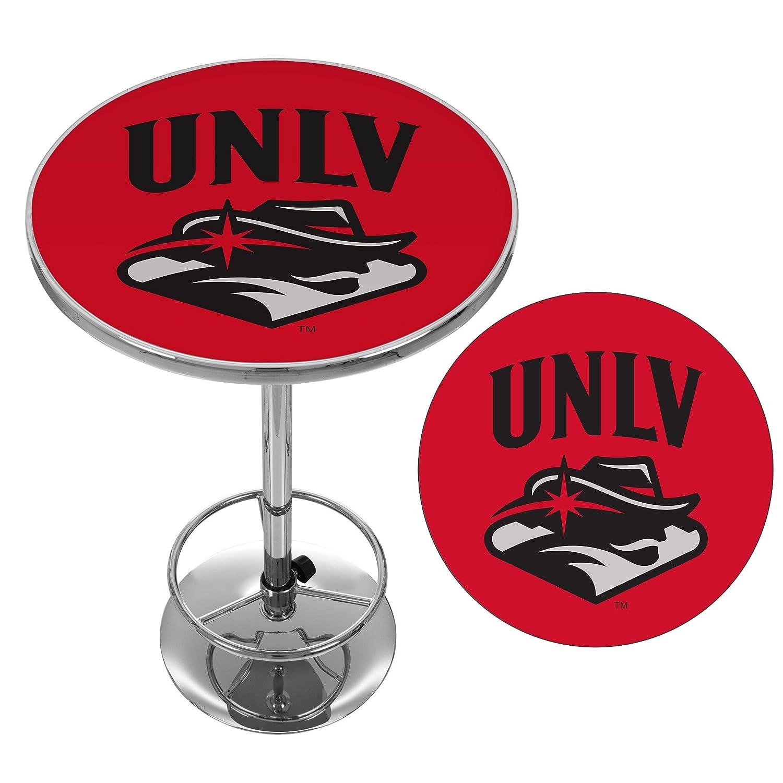 NCAA UNLV Chrome Pub Table
