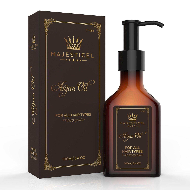 Amazon.com : Crema Para Peinar Con Aceite De Argan Para Cabello Rizado - Aporta Textura, Control Y Brillo a Tu Cabello : Beauty