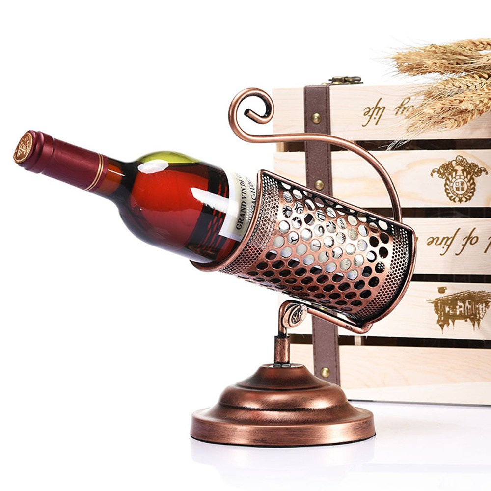 Wine Holders Rack Creative Cabinet Decorations Botellas Hotel Theme Restaurant Bar Decoration Continental