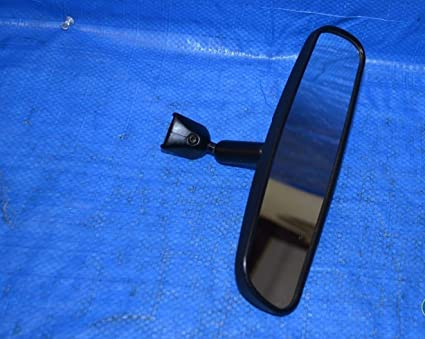 Subaru 05 Legacy Gt 2.5 Turbo Center Rearview Mirror Assembly OEM Rear View 2005