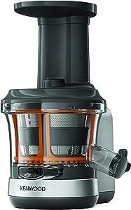 De'Longhi KAX720PL Slow Juicer Accessories, plastic, Silver Grey