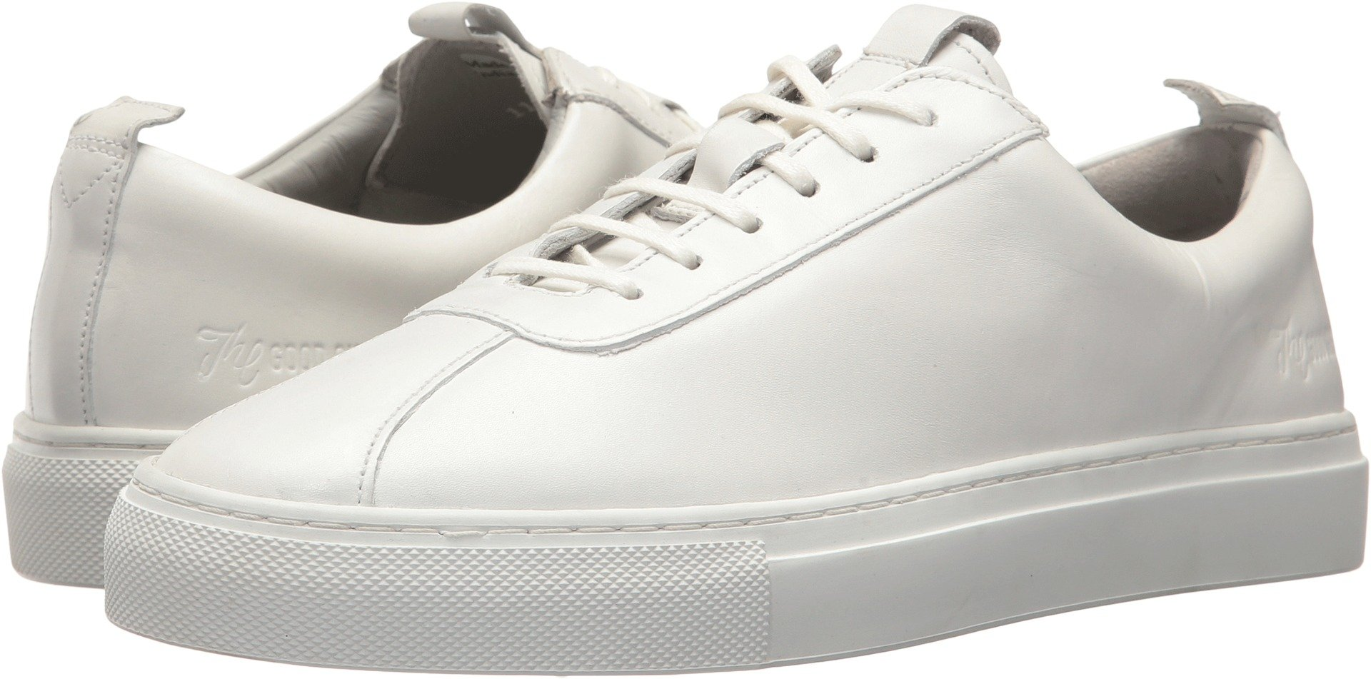 Grenson Women's Low Top Sneaker White 7 M UK