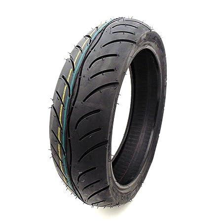 Amazon.com: 100/60-12 Tubeless Scooter Tire Front/Rear Street Tread ...