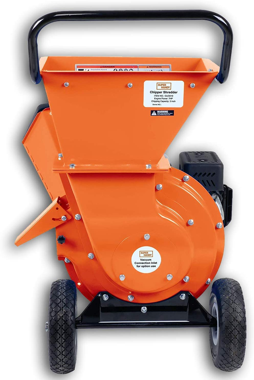 Patio, Lawn & Garden Mowers & Outdoor Power Tools SuperHandy Wood ...