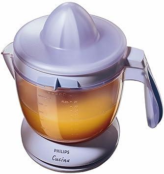 Philips Cucina HR2792/31 - Exprimidor eléctrico, 25 W, color blanco