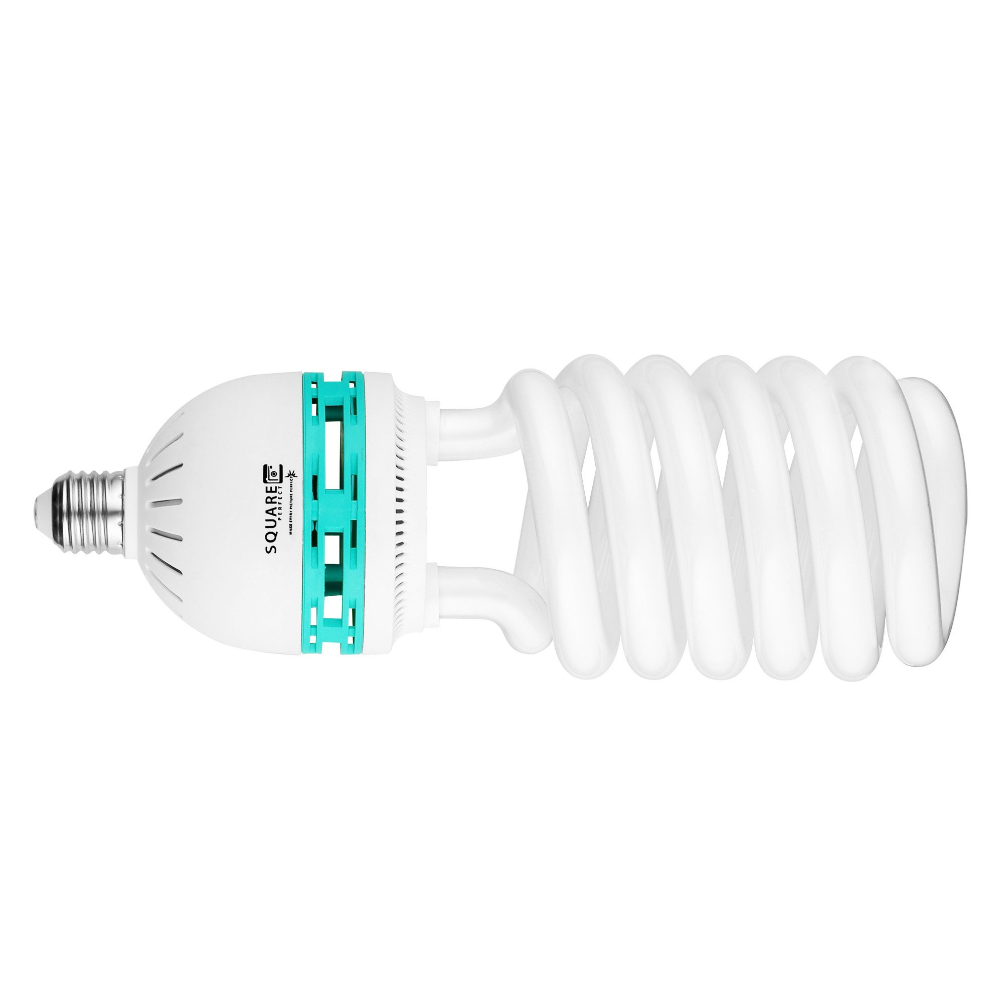 3080 Square Perfect Professional Quality 100 Watt Compact Fluorescent Full Spectrum Photo Bulb Photography by SQUARE PERFECT