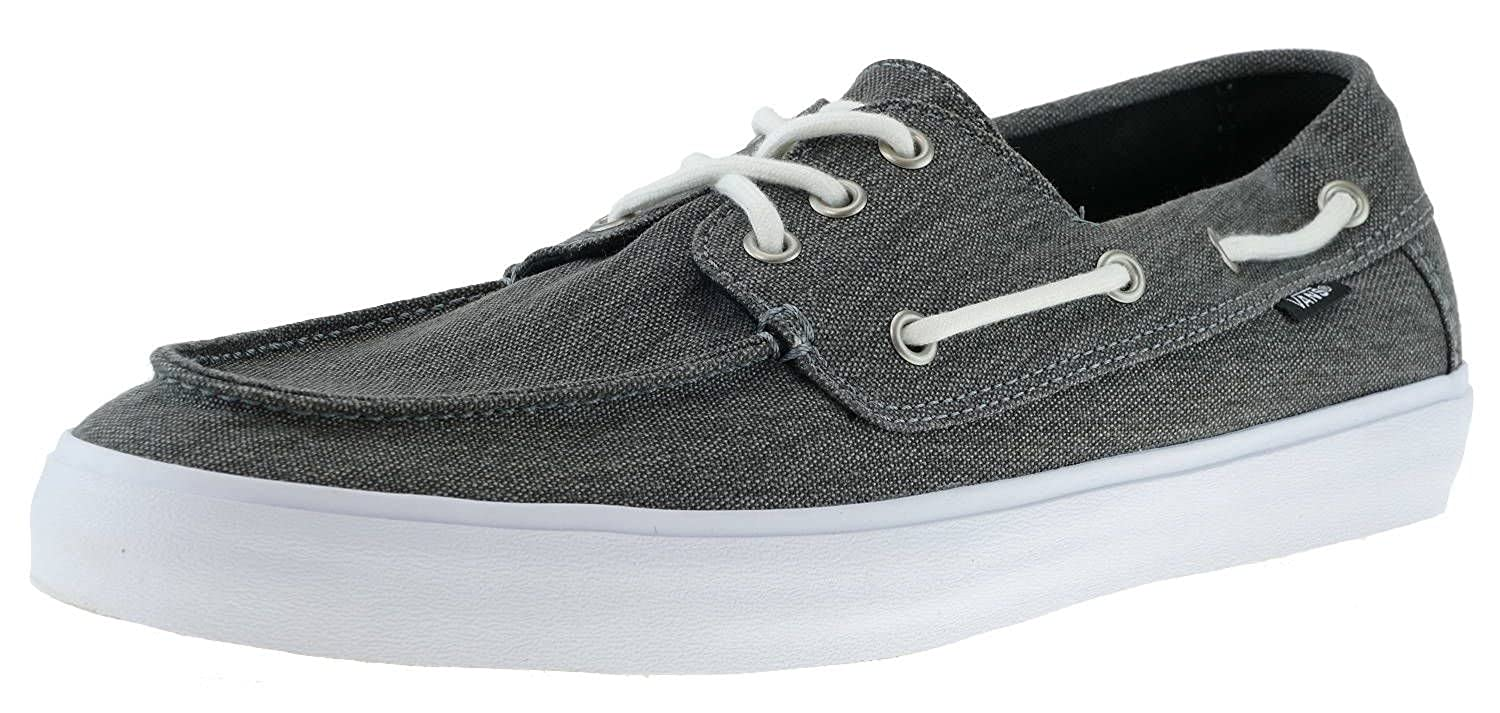 Vans Brigata (Washed Canvas) Port Royale White