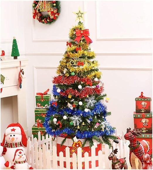 OoB Decoración del Árbol de Navidad de 1.5 Metros Paquete 150cm ...