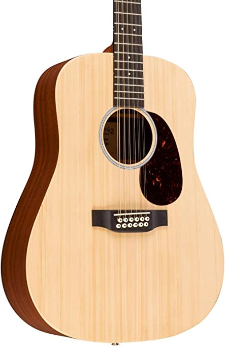Martin X Series Custom X1D12E-CST Dreadnought Guitarra acústica ...