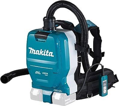 Makita DVC261ZX15 Aspirador con batería (2 x 18 V): Amazon.es ...
