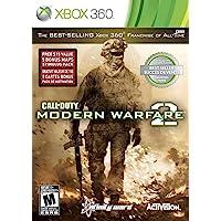 Call of Duty Modern Warfare 2 Platinum Hits - Xbox 360