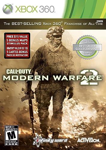 XBOX Call of Duty: Modern Warfare 2 Greatest Hits with DLC