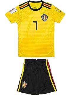 ADIDAS Kinder Belgien Heimtrikot: : Sport & Freizeit