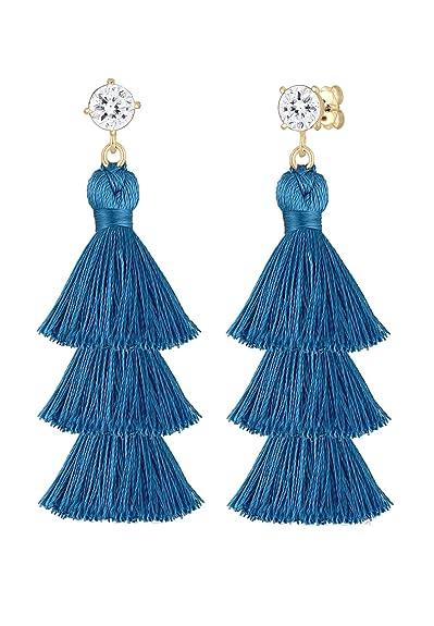 Elli Women Vermeil Dangle & Drop Earrings - 302770518 TWrDoikR