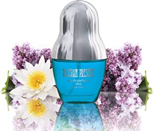 Win A Free Russian Present BLUE Eau De Parfum Spray for Women