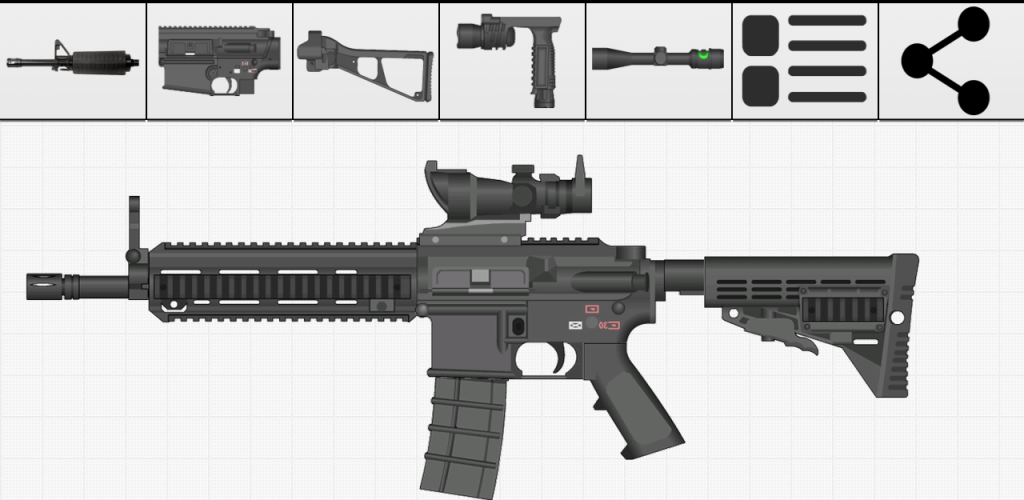 Review Weapon Builder