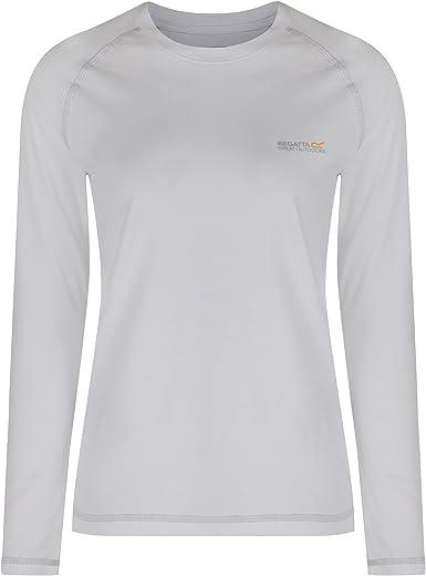 Regatta Great Outdoors - Camiseta de Manga Larga Modelo Jacey ...