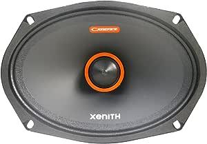 Cadence Acoustics XM-694 250-Watt Peak 4-Ohm Open Basket Midrange Speaker