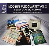 7 Classic Albums Volume 2 [Audio CD] Modern Jazz Quartet