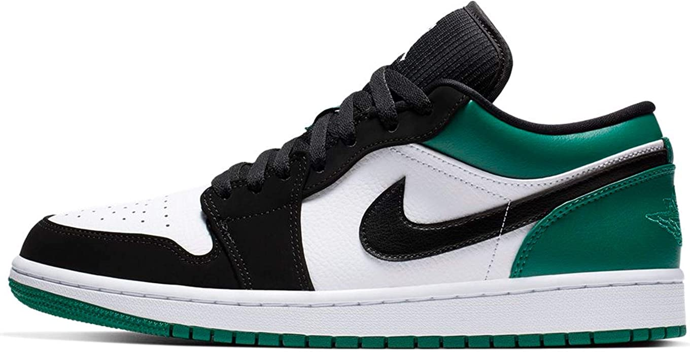 air jordan 1 low verte