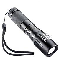 Lanterna Tática Militar X900 Forte Novo Lançamento + Brinde
