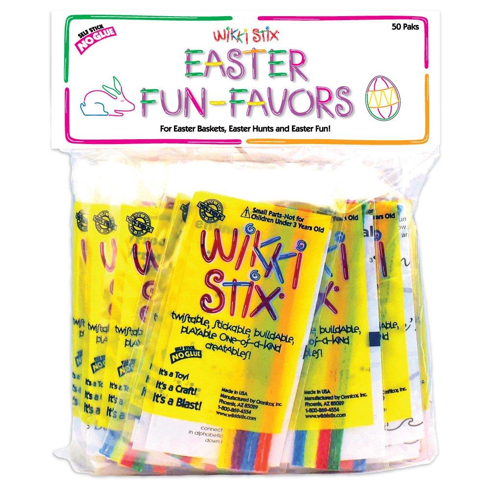 WikkiStix Easter Fun Favors