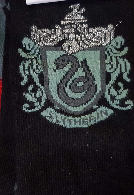 idea regalo Licenza Primark Harry Potter Slytherin Limited Edition calzini e calzini alla caviglia da donna