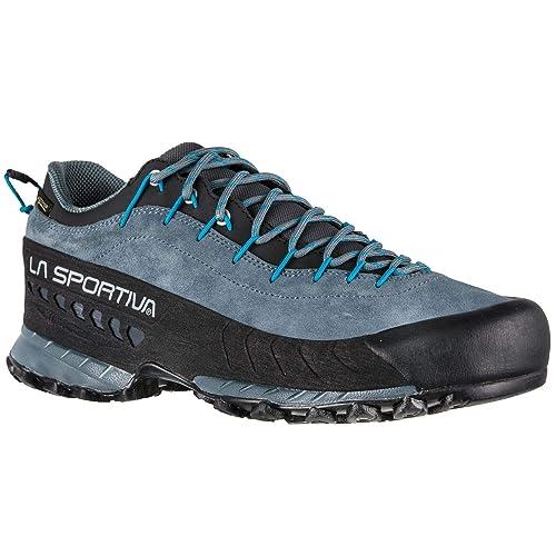 La Sportiva TX4 GTX, Zapatillas de Senderismo para Hombre, (Slate/Tropic Blue 000), 47.5 EU: Amazon.es: Zapatos y complementos