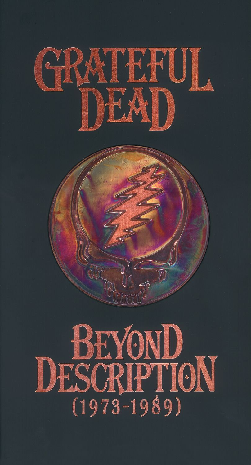 Grateful Dead: Beyond Description (1973-1989) by Grateful Dead Production