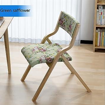 Chair QL sillones Plegables Silla de Comedor Moderna Silla ...