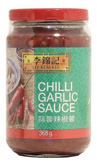 Lee Kum Kee Salsa con Sabor Picante - 3 Paquetes de 368 gr - Total: