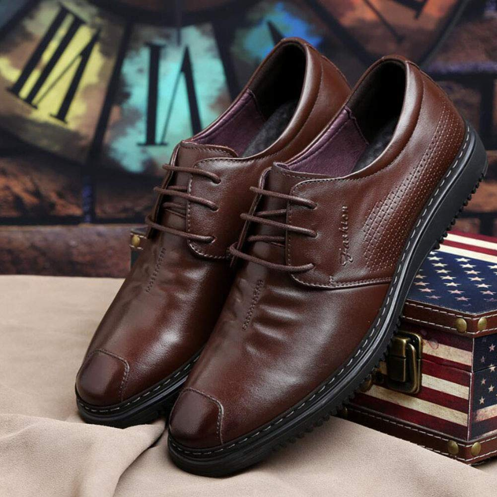 Weiche Hy Lace Formale Atmungsaktive Business Schuhe Herren Up SpqzGMLUV