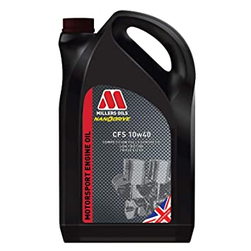 Millers CFS 10W40 Competition - Aceite para Motor Nanodrive (5 L ...