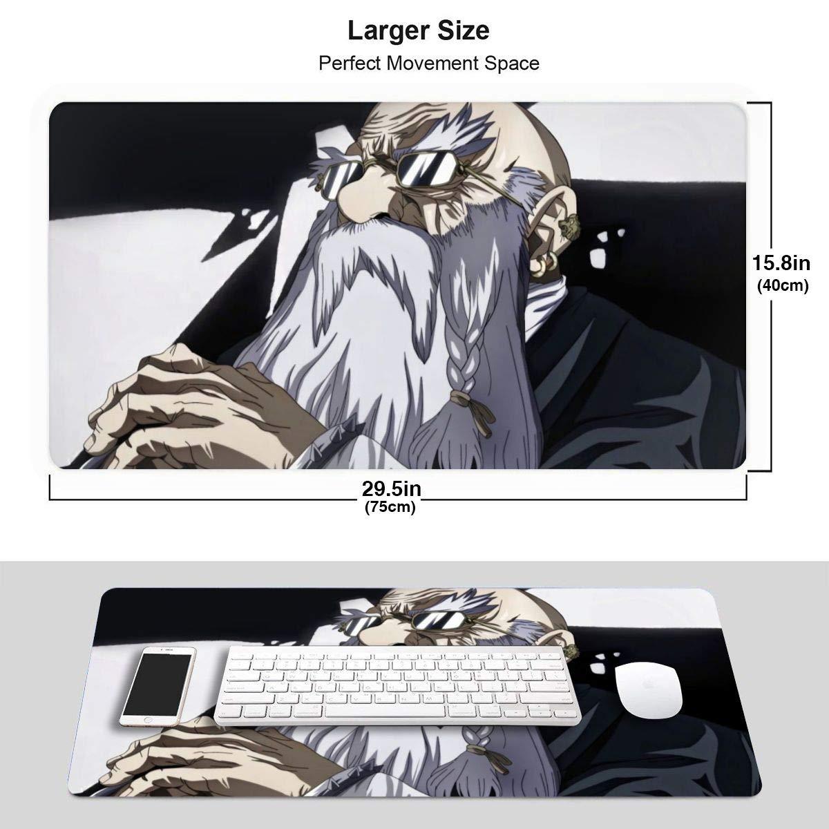 Amazon.com: SHANGQINGYUN Dr.Stone-Kaseki Gaming Mouse Pad ...