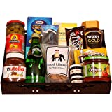 FOOD LIBRARY THE MAGIC OF NATURE Food Library Luxury Gourmet Gift Hamper