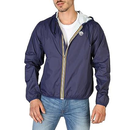 Scuola Nautica Italiana 711502 Chaquetas Hombre Azul M