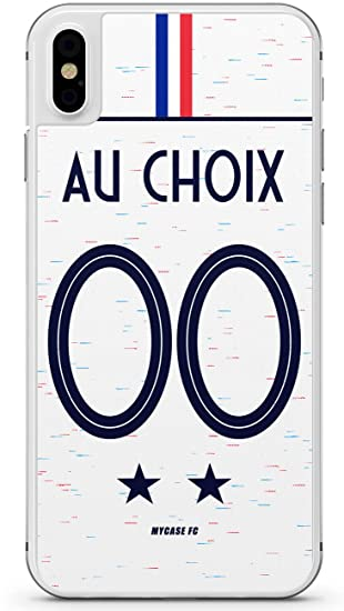 coque iphone xs equipe de france