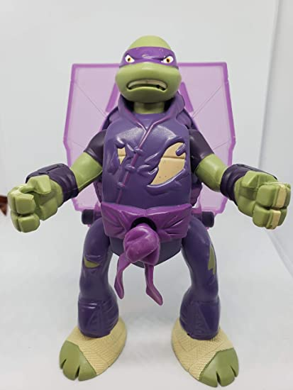 Amazon.com: Ninja Turtles Teenage Mutant Ninja Action Figure ...