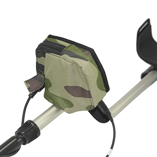 Amazon.com : Light Camo Box Cover for Metal Detector Teknetics Eurotek : Garden & Outdoor