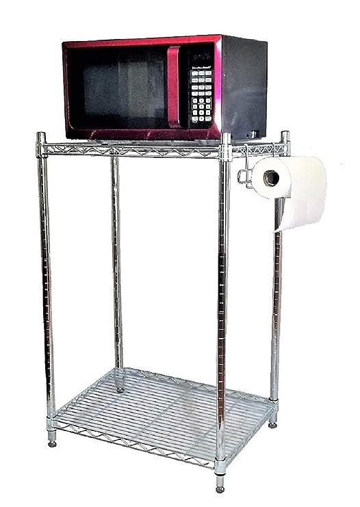 Mini armario de almacenamiento para nevera con estantes para ...