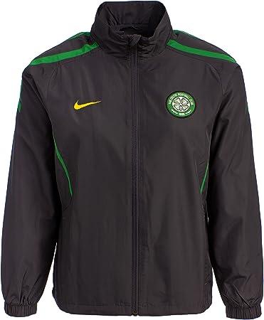Nike Boys Celtic FC Tracksuit Junior Training Kids Woven ...