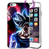 Dragon Ball Z Super GT iPhone Cases Covers - Ultra Instinct - Goku Blue - Vegeta Blue - Gohan - Goku Rose - MIM UK (J&G, 7 Plus/8 Plus)