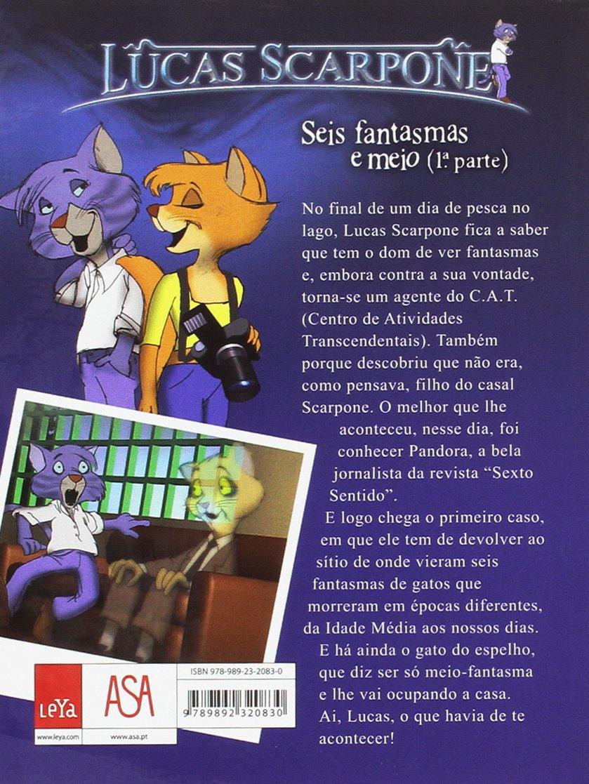Seis Fantasmas e Meio - 1ª Parte (Portuguese Edition ...