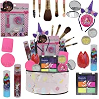 Maleta Baú Kit De Maquiagem Infantil Top Promoção