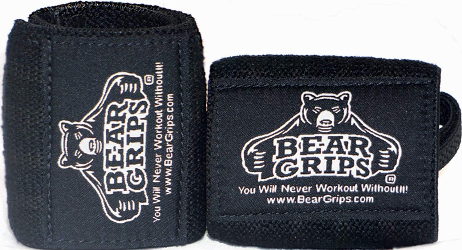 Top 5 Best Wrist Wraps Reviews in 2020 5