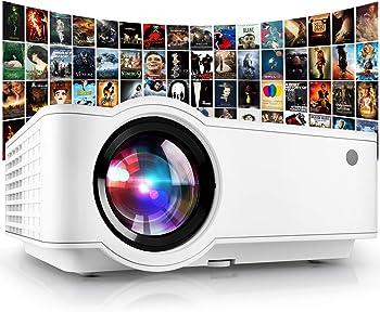 Poner Saund 5500-Lumens LED Projector
