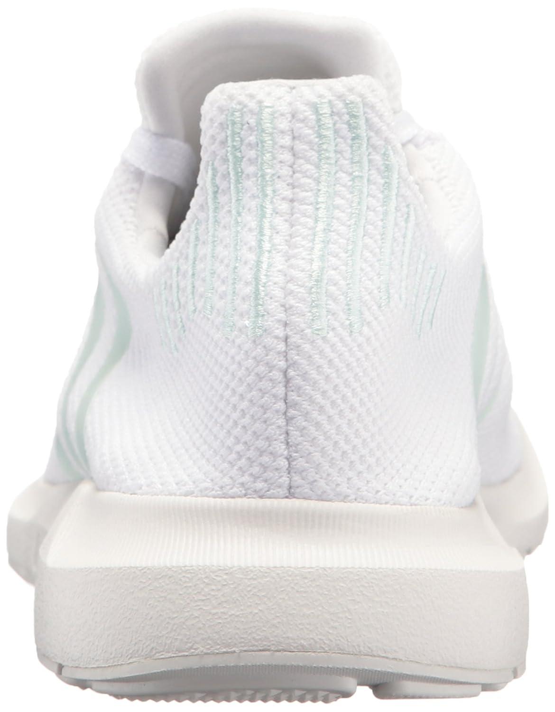 adidas Originals Women's Swift Run W B01MRXH80V 5 B(M) US|White/Grey One/Ice Mint