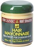 Organic Root Stimulator Hair Mayonnaise Treatment, 16 oz