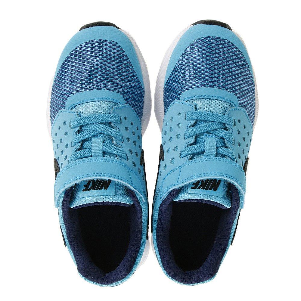 Nike Downshifter 7 PSV 12c Chlorine Blue//Black