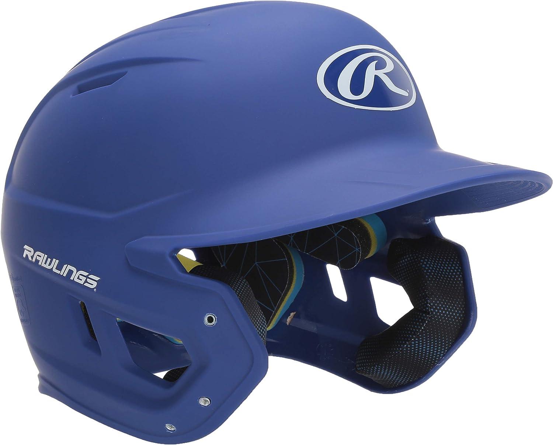 Junior//Senior Rawlings MACH Matte Baseball Batting Helmet Series